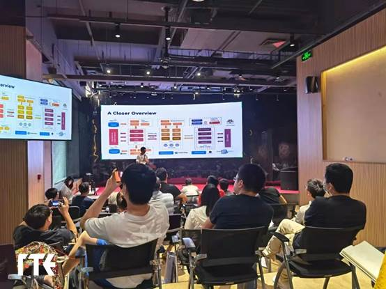 信也科技第五届技术沙龙:探索分布式数据库及数据中间件